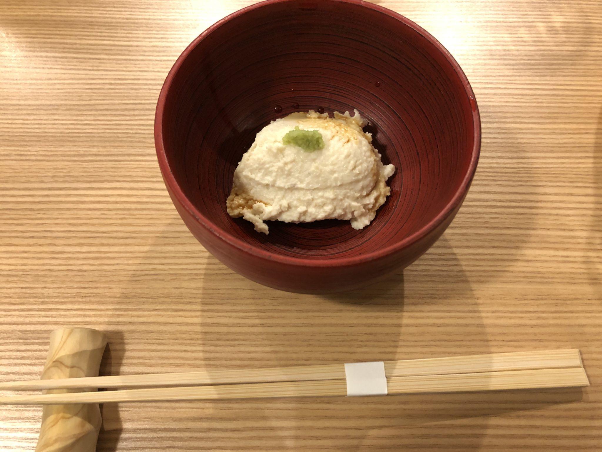 カシューナッツ豆腐